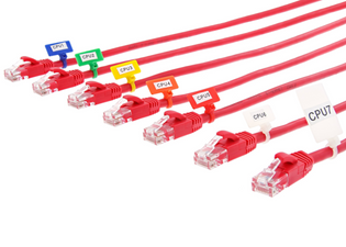 Miniature ID Cable Tie