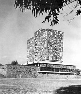 Biblioteca Central, Ciudad Universitaria (UNAM)