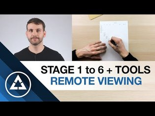 Explanation of Stage 1 to Stage 6 | Remote Viewing | Summary | Overview