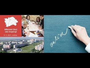 Zdravé městské části (se) inspirují 09/03 2021