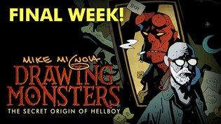 Hellboy's creator Mike Mignola: A Documentary Film