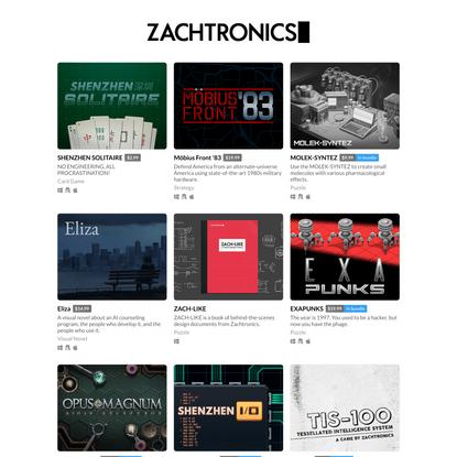 Zachtronics