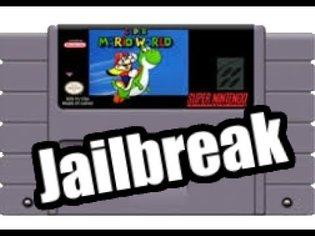 Jailbreaking Super Mario World to Install a Hex Editor & Mod Loader