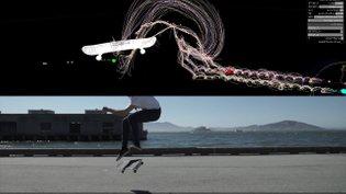 Skateboarding Visualizations v1