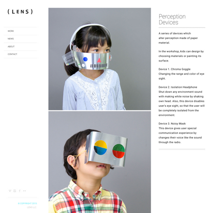 Perception Devices - LENS