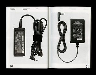 Aesthetics of technical information (visual research) on Behance