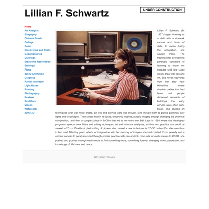 Lillian F. Schwartz
