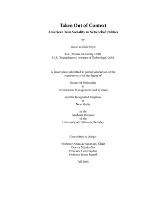 TakenOutOfContext.pdf