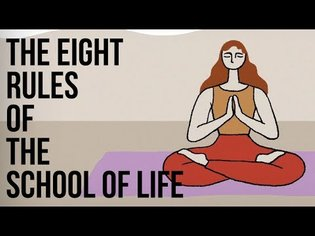 The Eight Rules of The School of Life