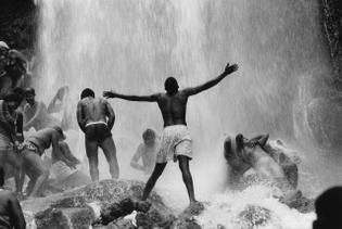 Abbas,Seau d'Eau, Haiti, 2000