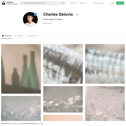 Charles Deluvio (@charlesdeluvio) | Unsplash Photo Community