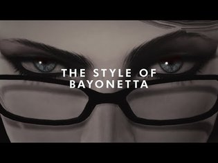 The Style of Bayonetta