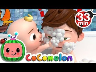 Bath Song + More Nursery Rhymes & Kids Songs - CoComelon