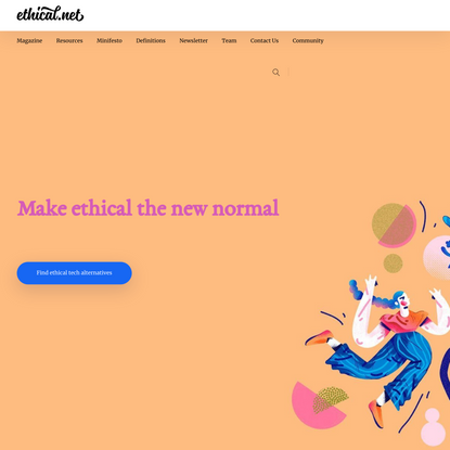 Home - ethical.net