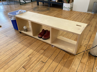 Storage Bench (Qty 6)
