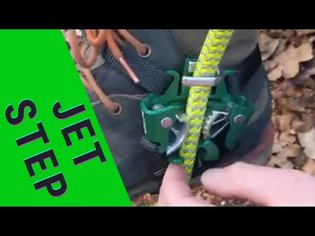 Notch Jet Step Foot Ascender