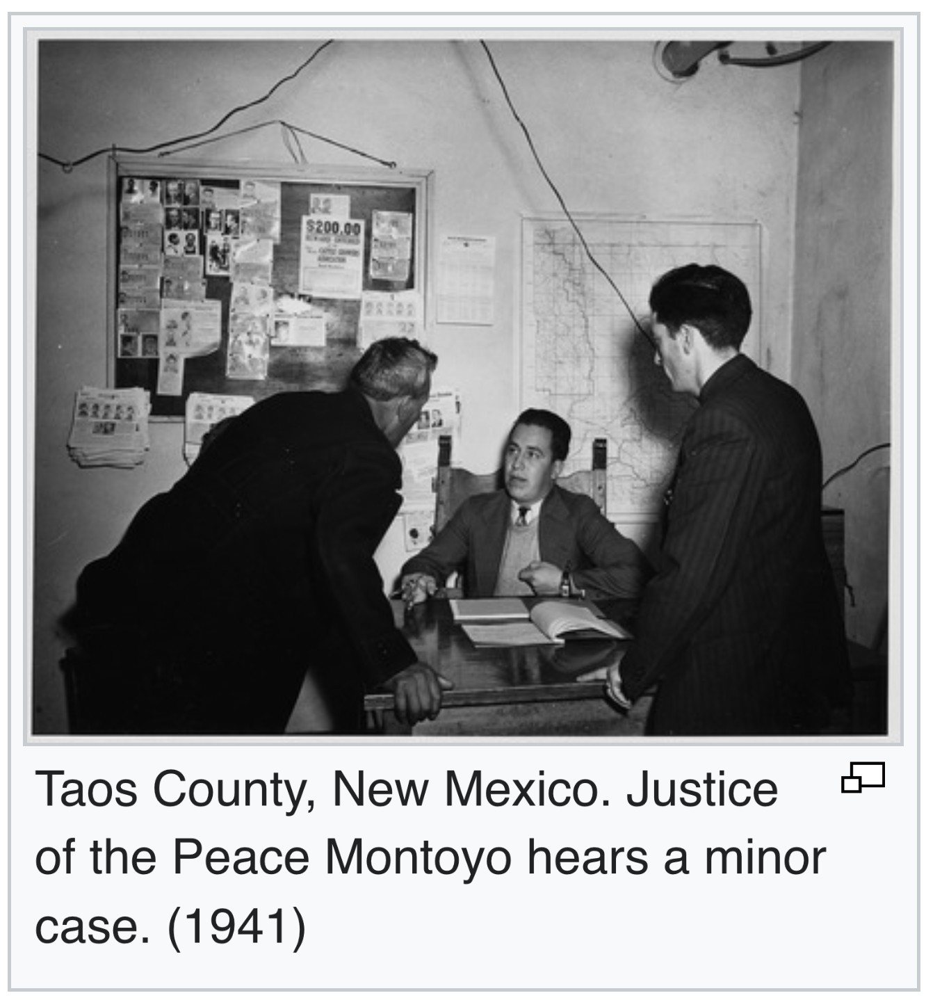 Justice of the Peace Montoyo