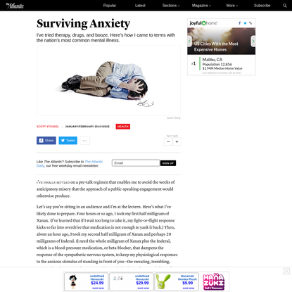 Surviving Anxiety
