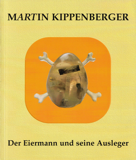 Martin Kippenberger, Der Eiermann und seine Ausleger. [The Eggman and his Outriggers], 1997