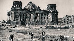 Reichstag, 1946