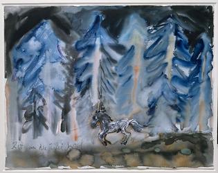 Ride to the Vistula [Anselm Kiefer]