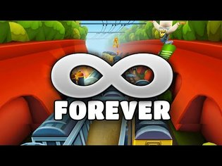 Can You Play a Game of Subway Surfers.. Forever?