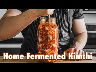 How To Make Kimchi At Home...Easy Mode