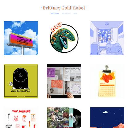 Brittney Gold Habel