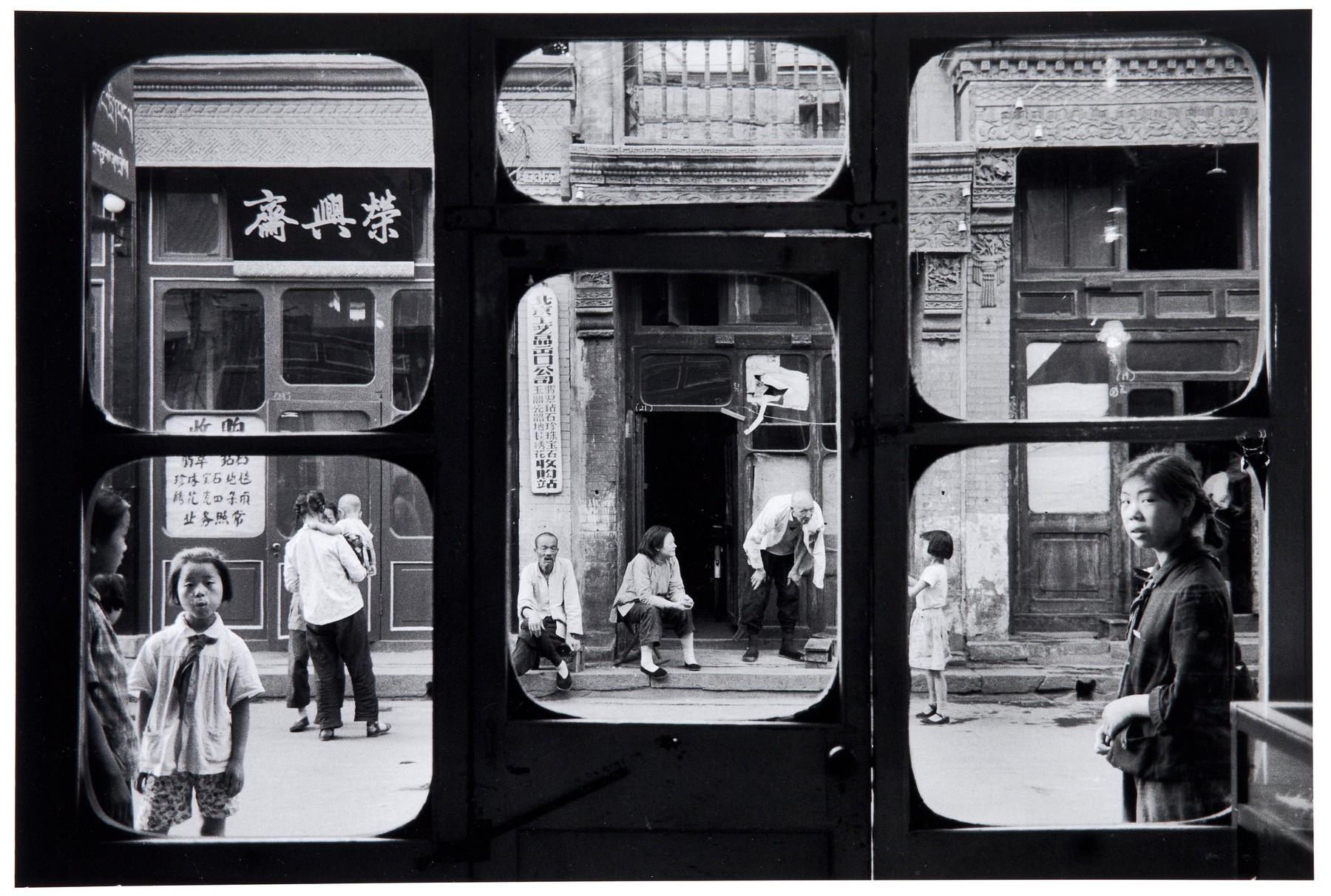 Marc Riboud, Bejing, 1965