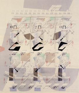 catrina beevor and robert mull, AA files, autumn 1993