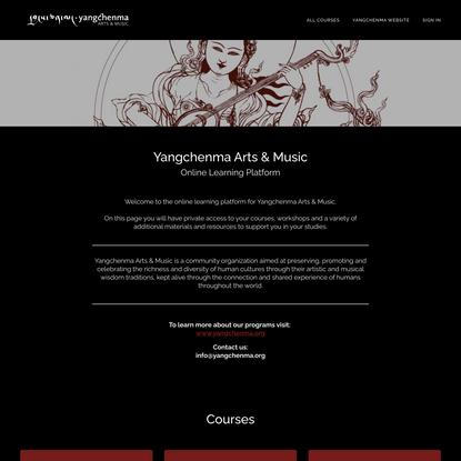 Yangchenma Arts & Music