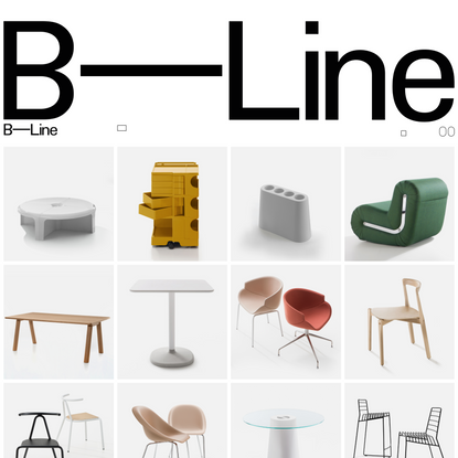 B—Line