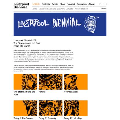 Liverpool Biennial of Contemporary Art