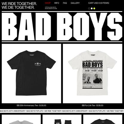 Bad Boys Supply