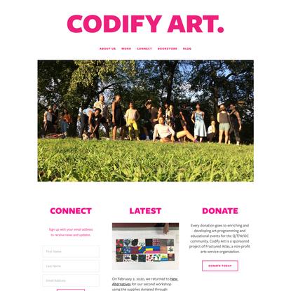 Codify Art