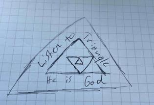 Triangle is God