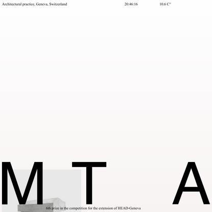 MTA | Workbench
