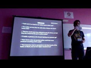 Towards Qualitative Procedural Content Generation - Mark Johnson (CCGW16)