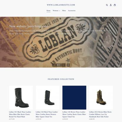 www.loblanboots.com