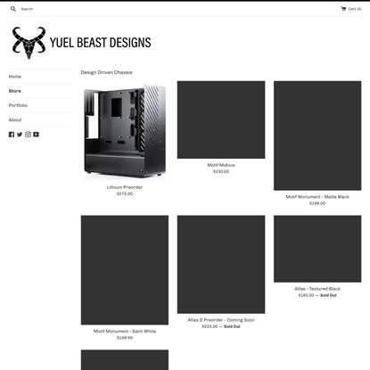 Yuel Beast Designs