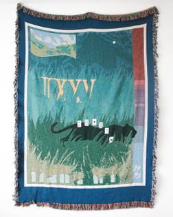 Philip Ocampo Tapestry