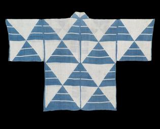 Short jacket for the Gion Festival (Gion matsuri happi), early 20th century