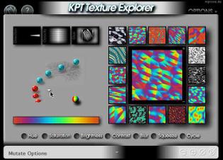 kpt3 texture explorer