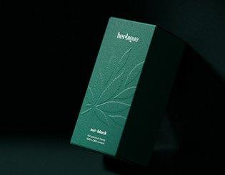 Herbique - Visual Identity