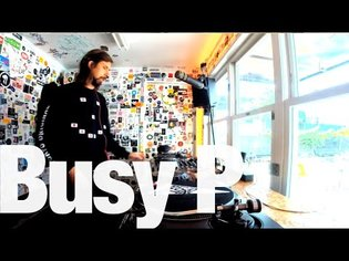 Busy P @ The Lot Radio (October 17th 2019)