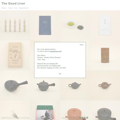 The Good Liver
