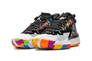 First signature Zion Williamson shoe for Jordan/Nike