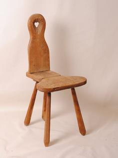 Birthing chair, Spain, 1950-1974