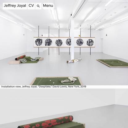 Jeffrey Joyal | David Lewis