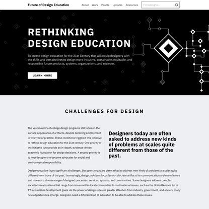 Future of Design Education